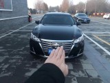 抵押车出售17年丰田皇冠轿车