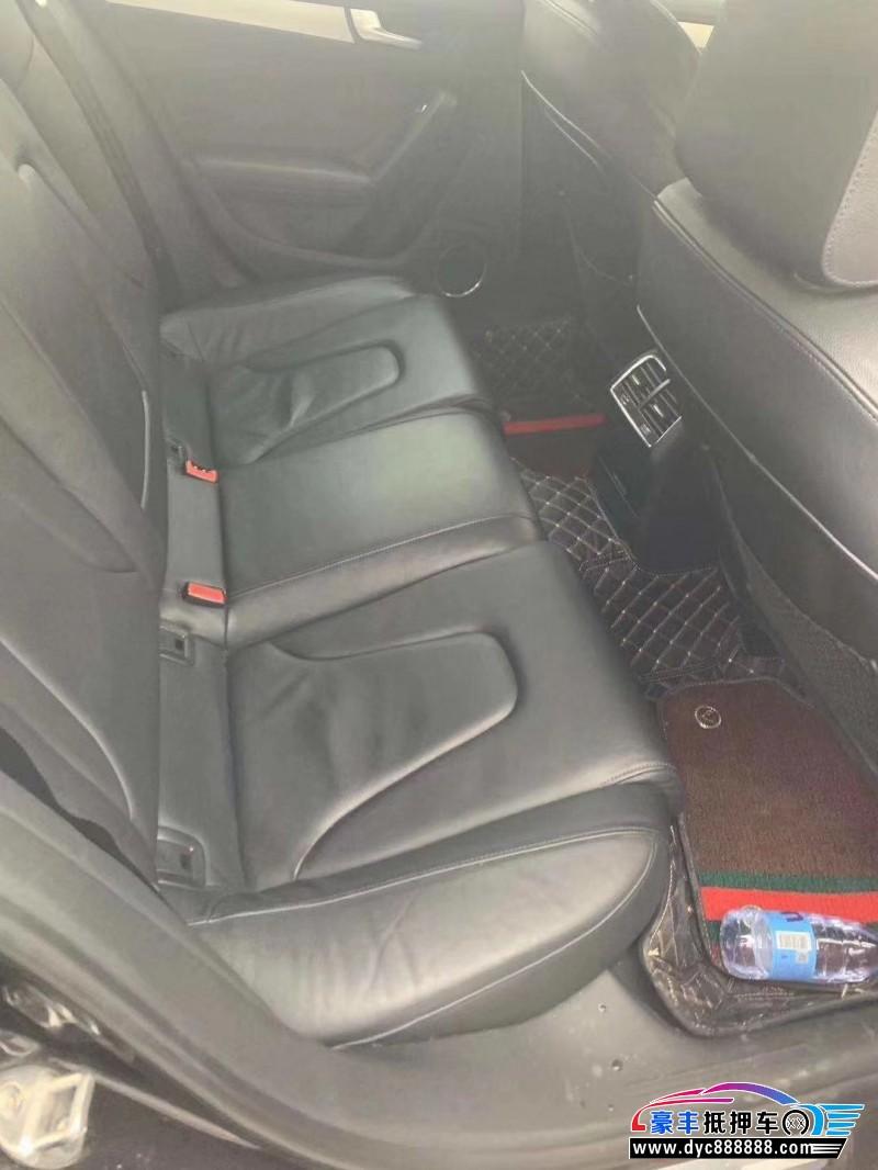 13年奥迪A5轿车抵押车出售