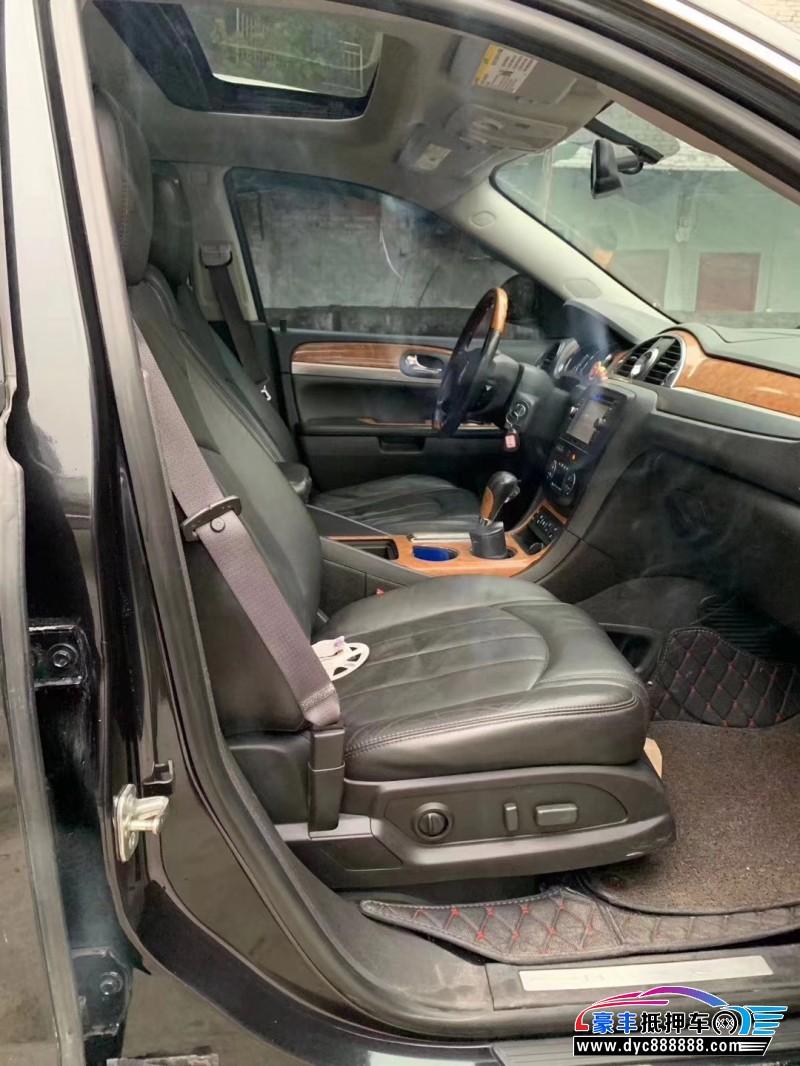 10年别克昂科雷SUV抵押车出售