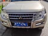 抵押车出售18年三菱帕杰罗SUV