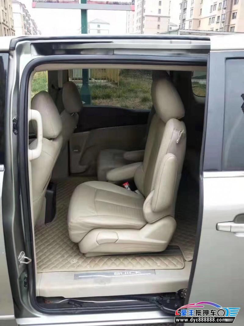 12年别克GL8MPV抵押车出售