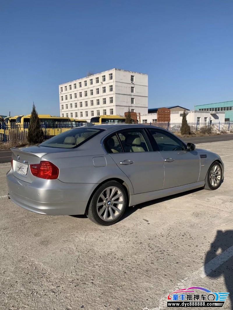11年宝马3系轿车抵押车出售