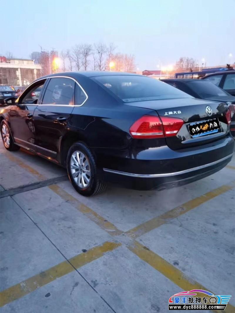 14年大众帕萨特轿车抵押车出售