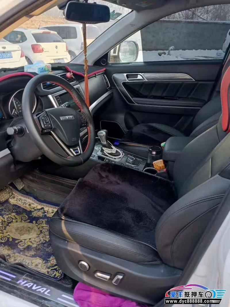抵押车出售17年长城哈弗H6SUV