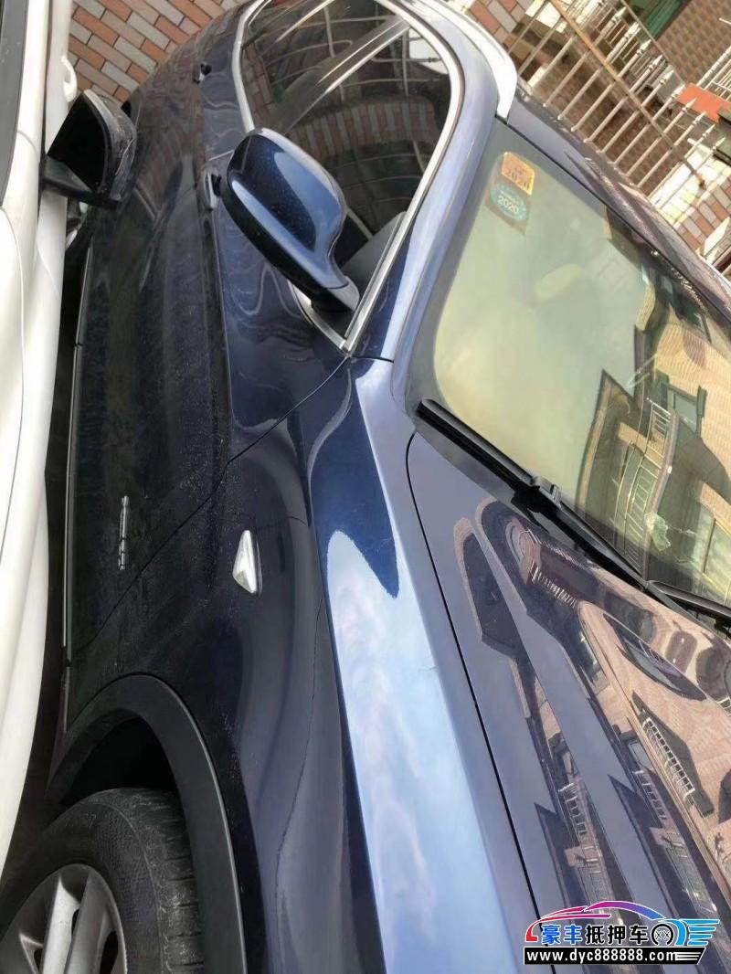 抵押车出售14年宝马X3SUV