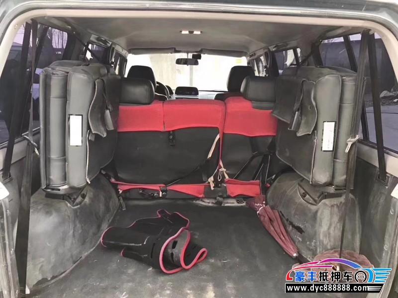 16年猎豹汽车黑金刚SUV抵押车出售