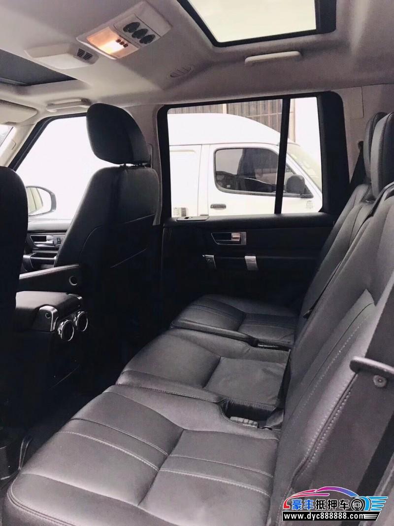 抵押车出售14年路虎发现4SUV