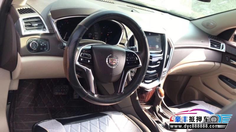 15年凯迪拉克SRXSUV抵押车出售