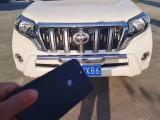 18年丰田普拉多SUV抵押车出售