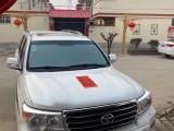 14年丰田兰德酷路泽SUV