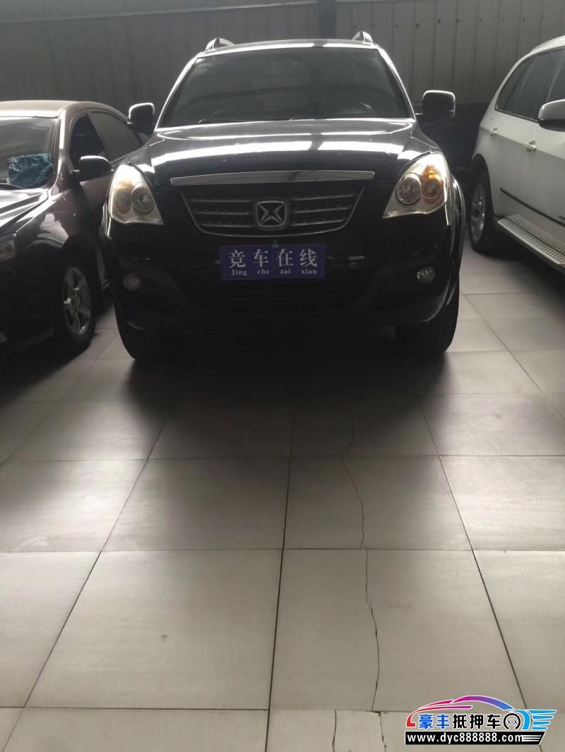 抵押车出售13年江铃驭胜330SUV