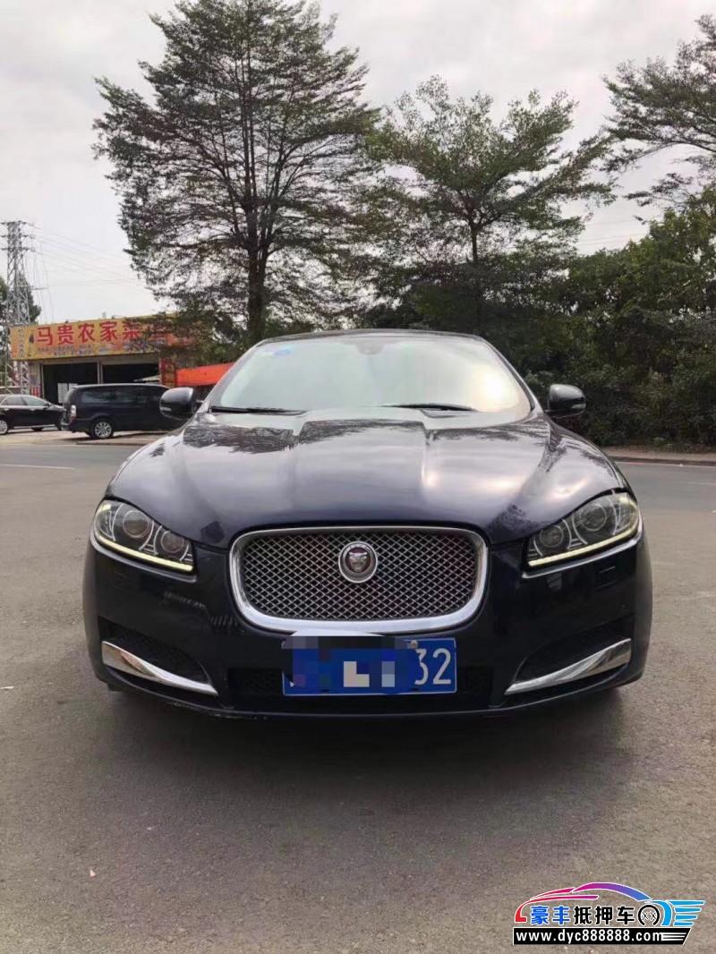 抵押车出售14年捷豹XF轿车