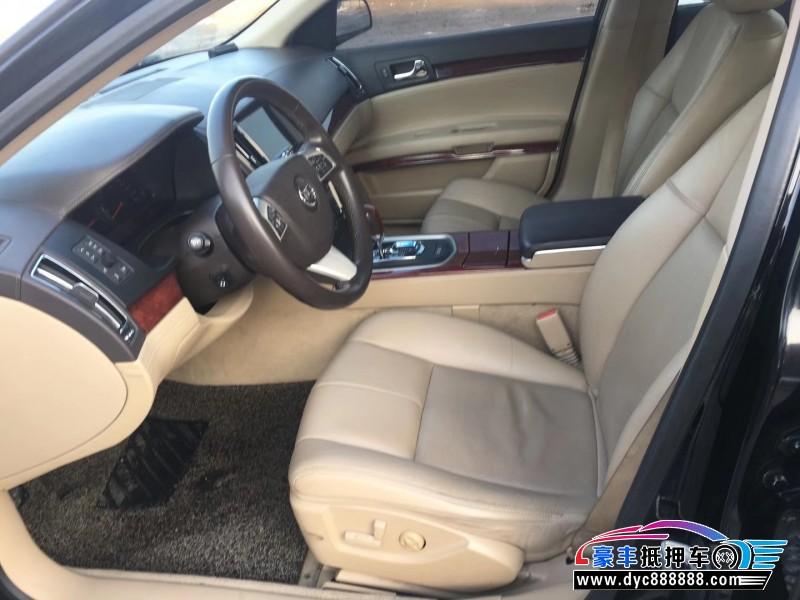 11年凯迪拉克SLS赛威轿车抵押车出售