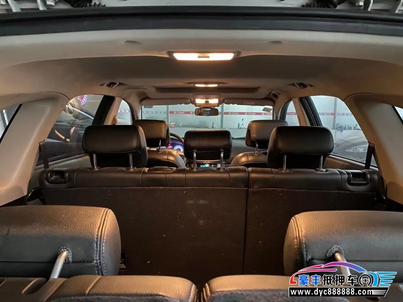 14年雪佛兰科帕奇SUV抵押车出售