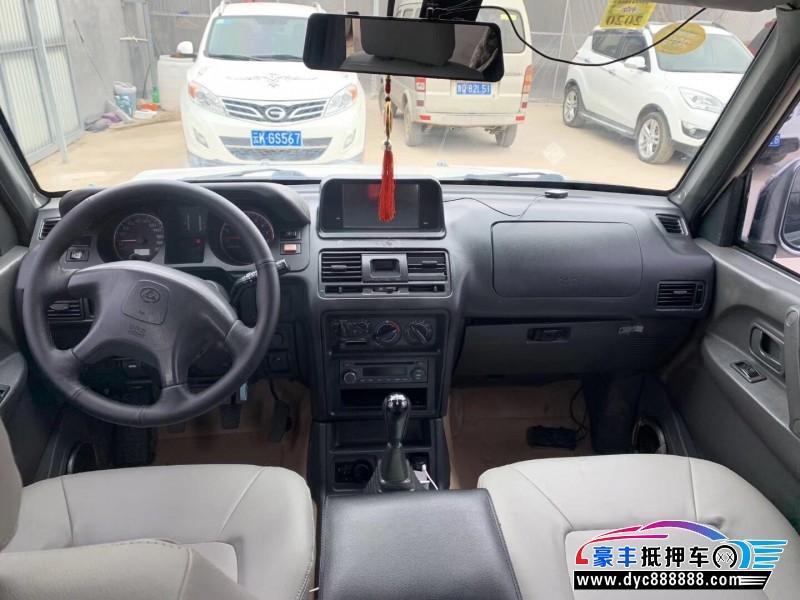 抵押车出售14年猎豹汽车CS10SUV