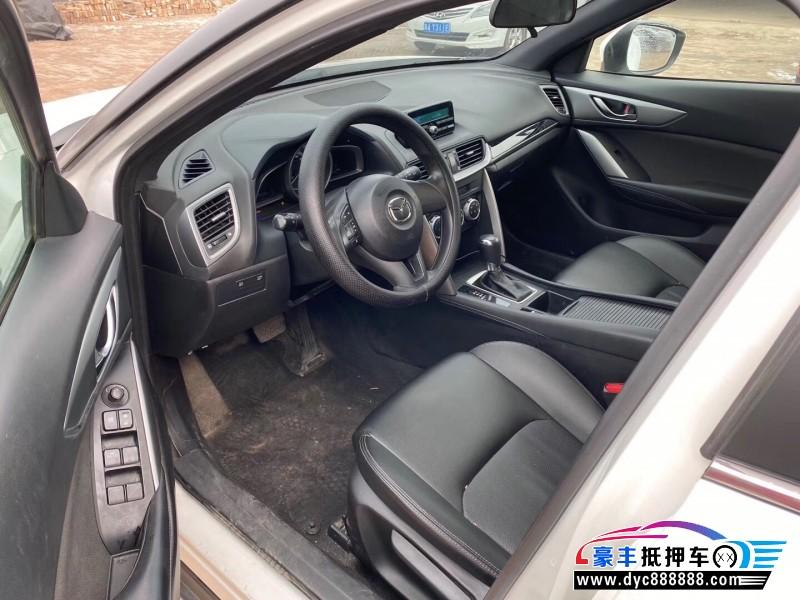 抵押车出售17年马自达CX-4SUV