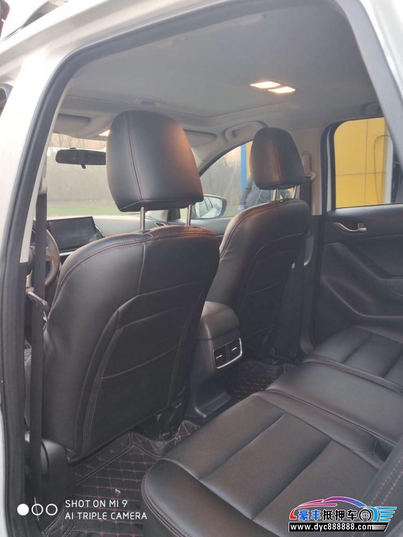 抵押车出售16年马自达CX-5SUV