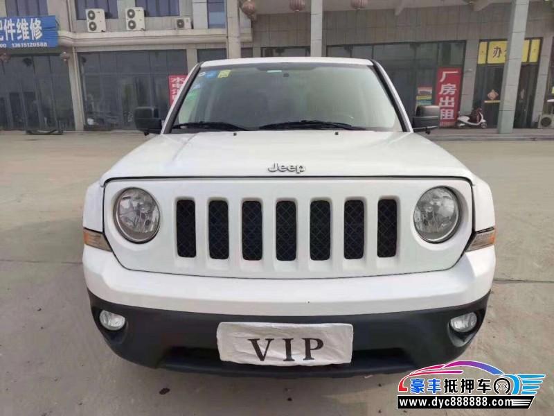 抵押车出售13年Jeep自由客SUV