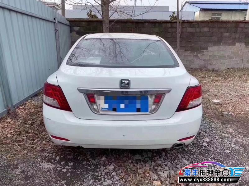 抵押车出售12年众泰Z300轿车