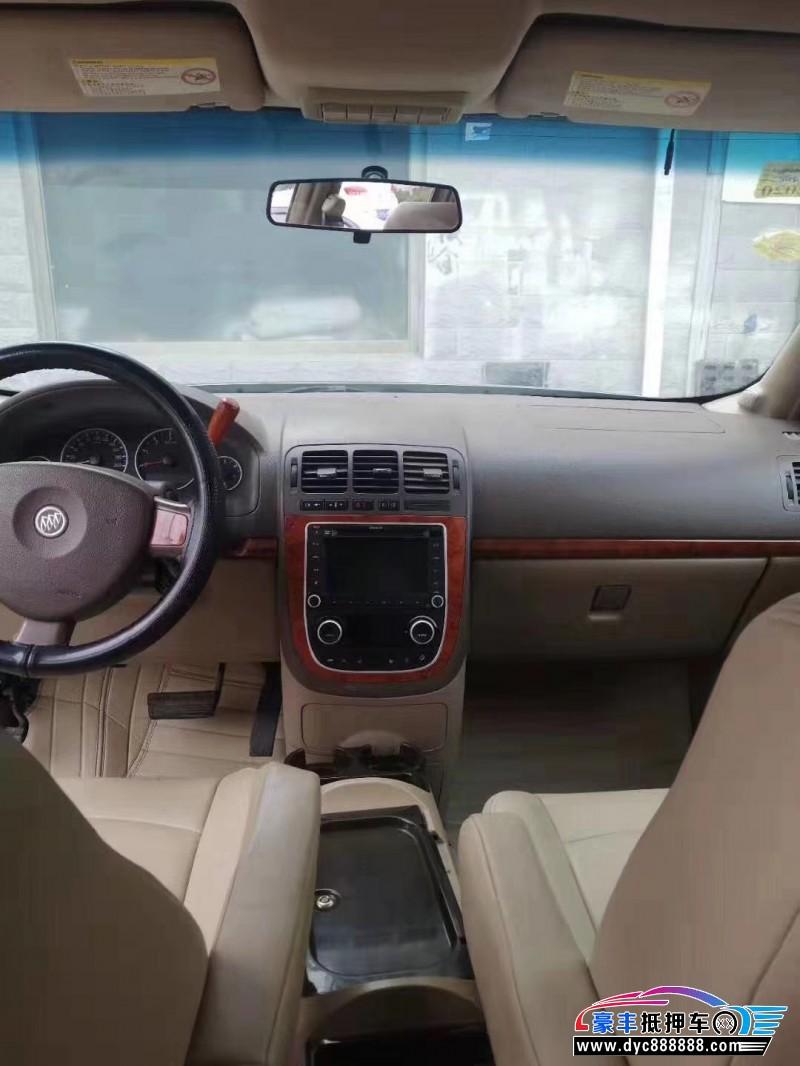 09年别克GL8MPV抵押车出售