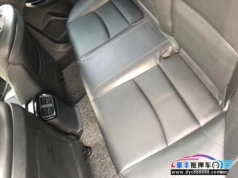 抵押车出售16年本田思铂睿轿车