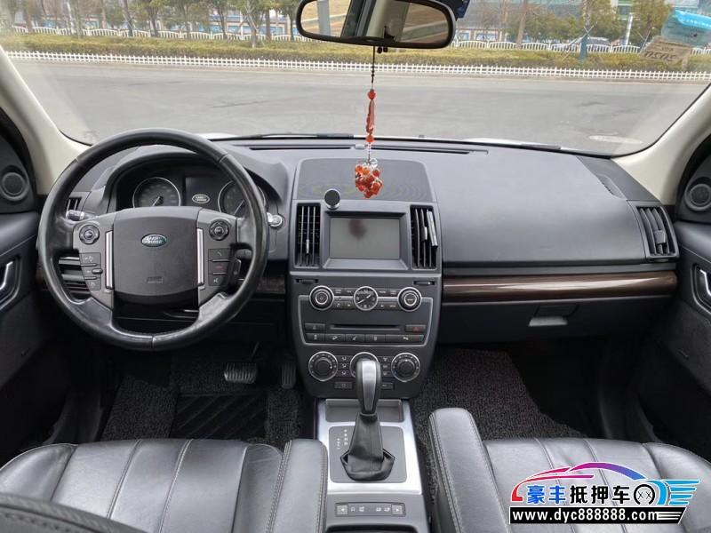 抵押车出售16年路虎神行者2SUV