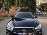 抵押车出售18年英菲尼迪Q50轿车