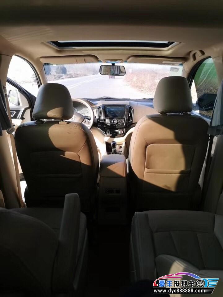 抵押车出售15年宝骏730SUV
