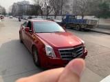10年凯迪拉克CTS轿车抵押车出售