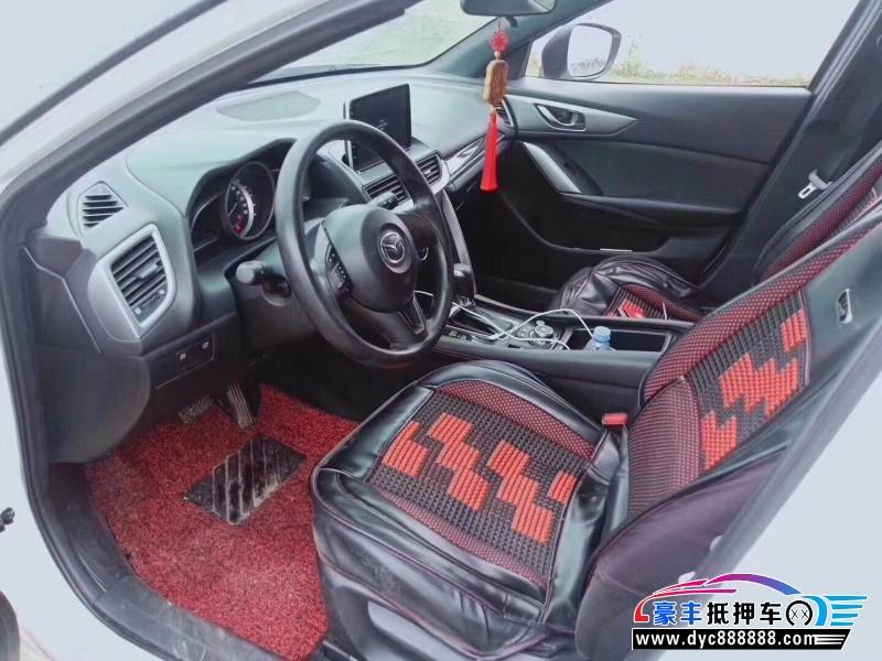 17年马自达CX-4SUV抵押车出售