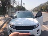 抵押车出售13年路虎揽胜极光SUV
