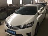 抵押车出售15年丰田卡罗拉轿车