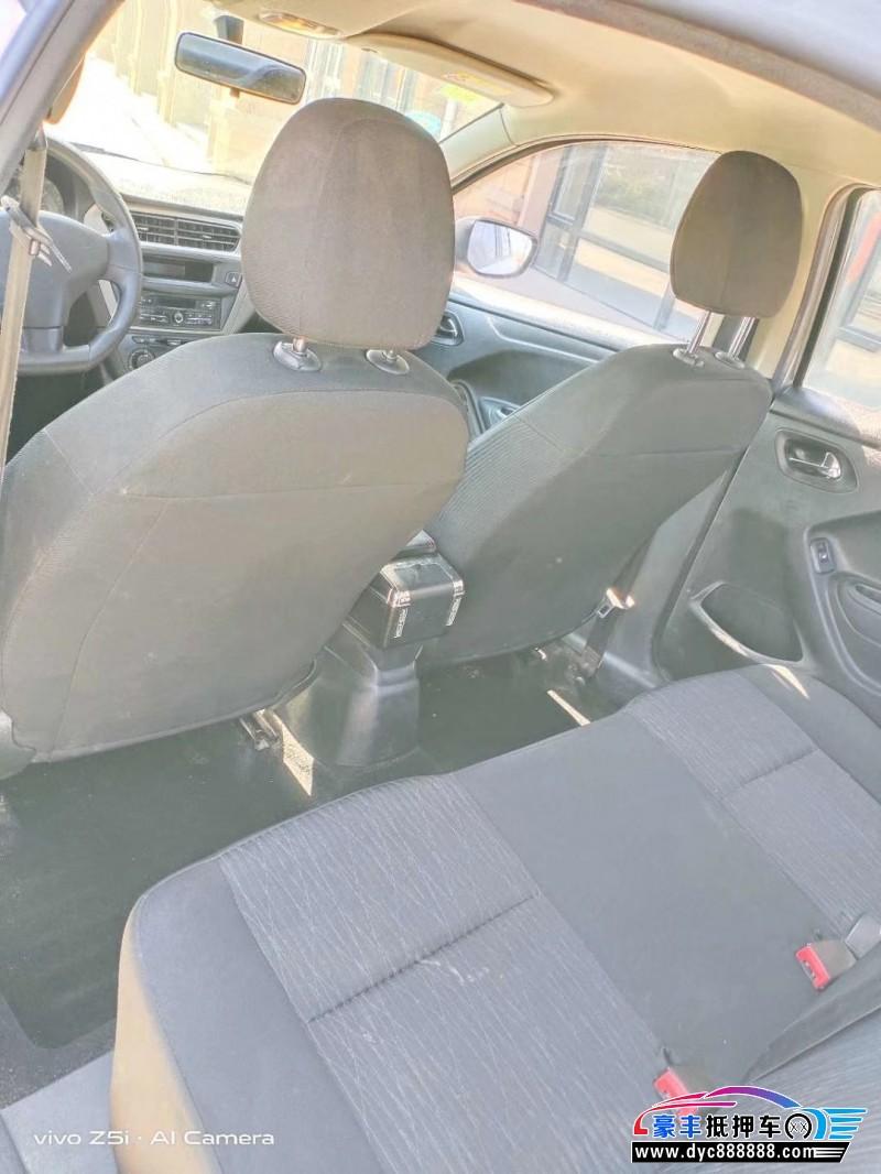 16年雪铁龙爱丽舍轿车抵押车出售