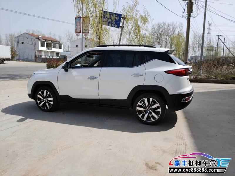 19年江淮瑞风S3SUV抵押车出售