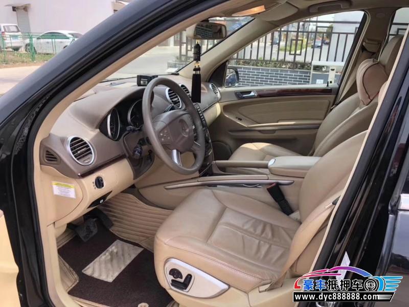 抵押车出售06年奔驰GLSUV