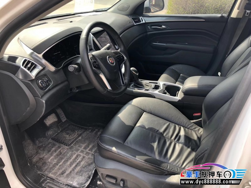 抵押车出售15年凯迪拉克SRX轿车