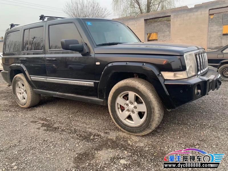 抵押车出售06年Jeep指挥官SUV