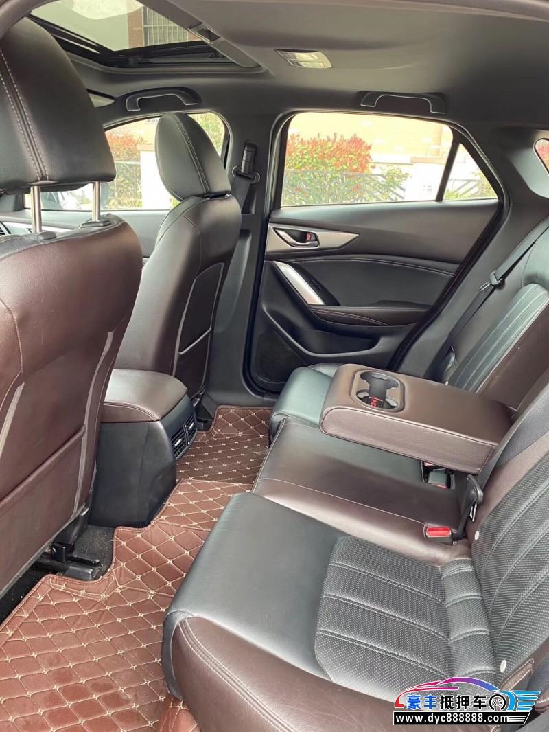 抵押车出售16年马自达CX-4SUV