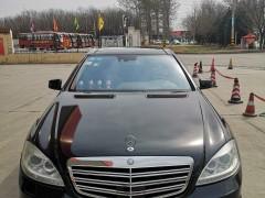 抵押车出售08年奔驰S轿车