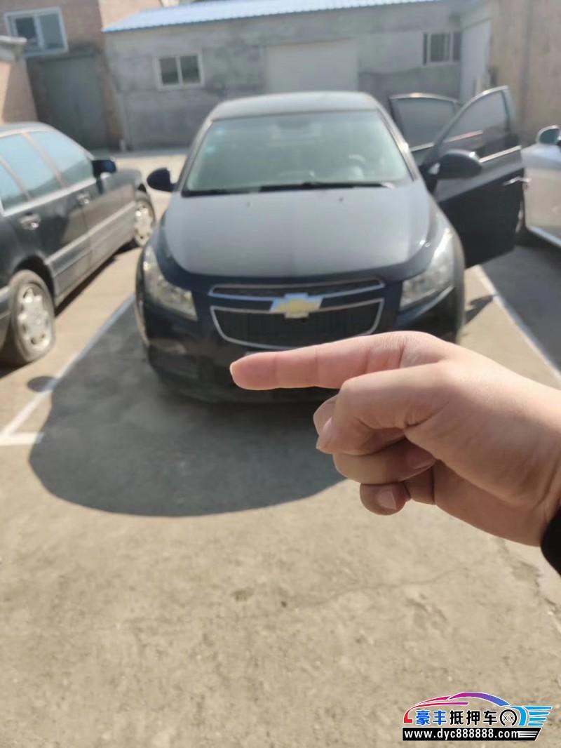 12年雪佛兰科鲁兹轿车抵押车出售