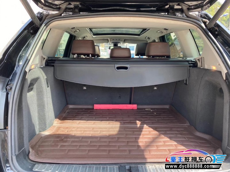 抵押车出售15年宝马X3SUV