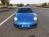 抵押车出售09年保时捷911跑车