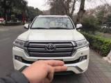抵押车出售18年丰田兰德酷路泽SUV