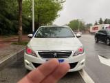 抵押车出售15年标致408轿车