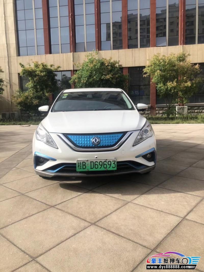 抵押车出售18年东风风行景逸S50轿车