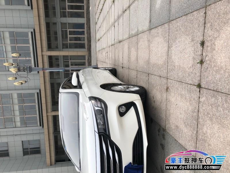 18年广汽传祺GS4轿车抵押车出售