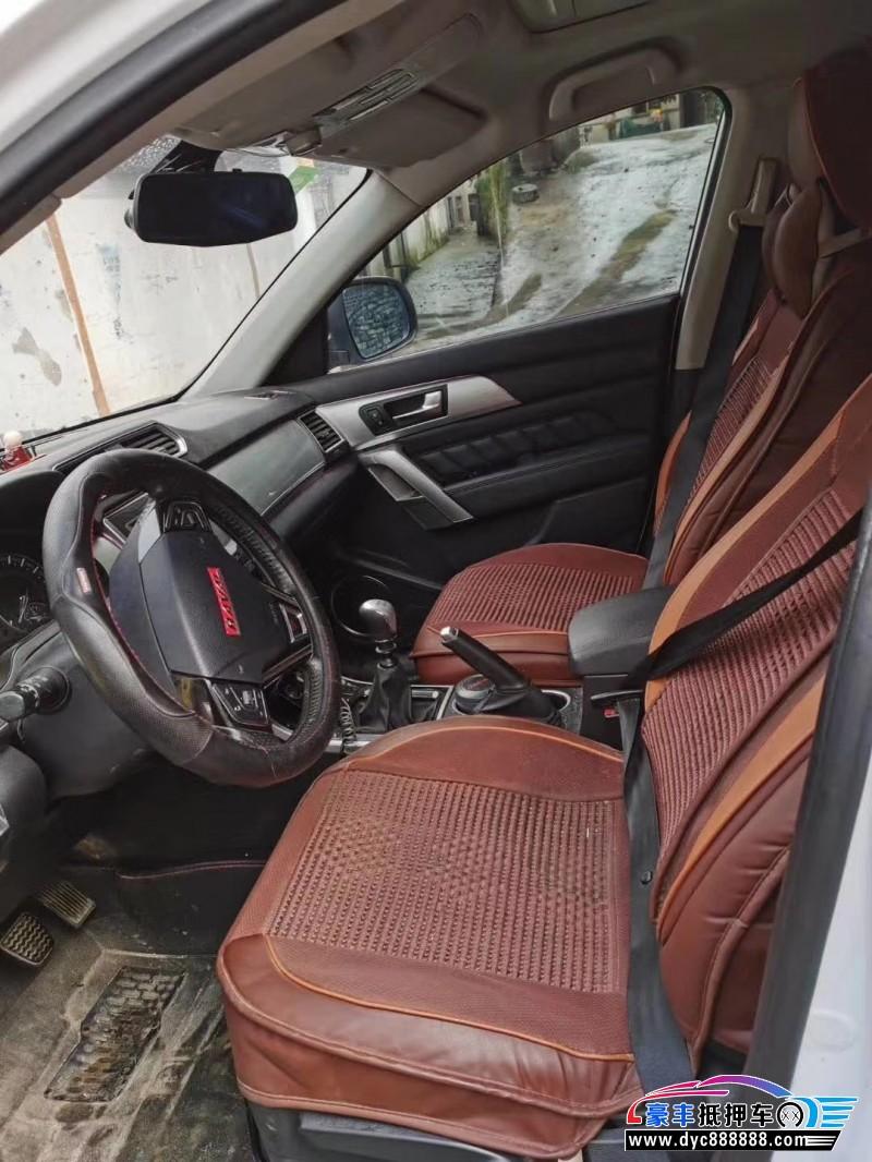 15年长城哈弗H2SUV抵押车出售