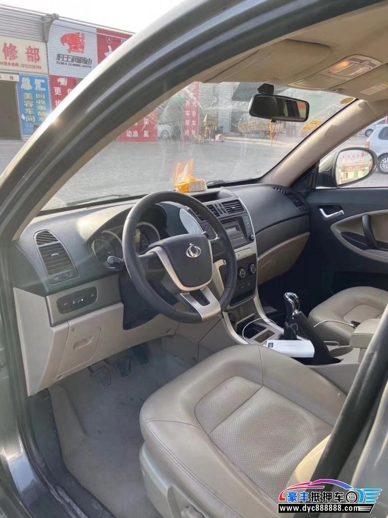 12年吉利吉利GX7SUV抵押车出售