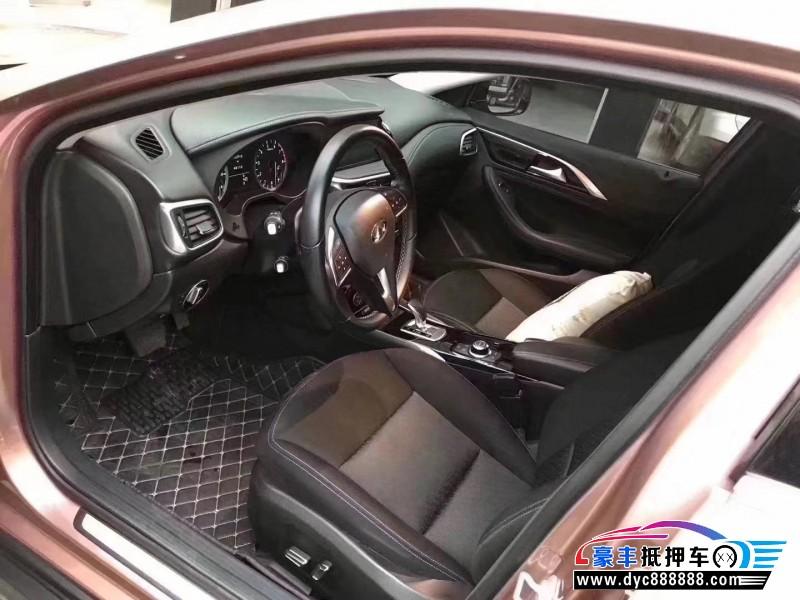 抵押车出售18年英菲尼迪QXSUV