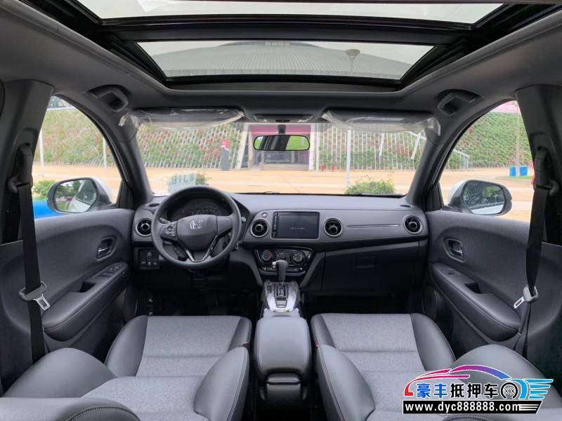 抵押车出售20年本田XRVSUV